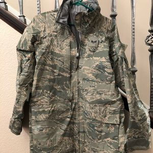 Men's US Air Force, Gortex, All Weather Parka, Sm